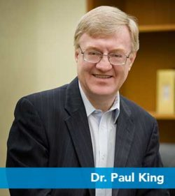 Dr. Paul King