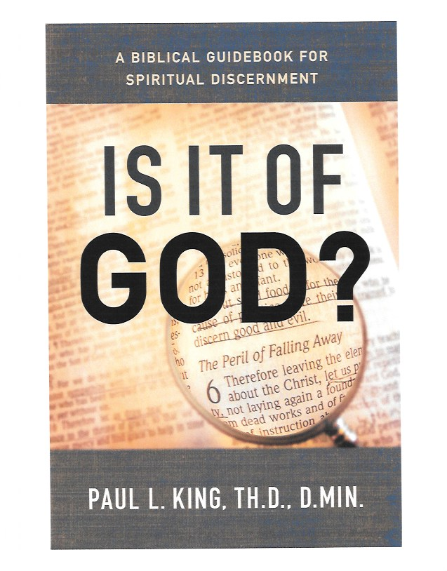 Is It of God cover